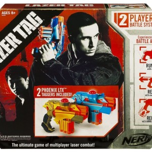 2-Player LazerTag