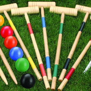 2-6 Players Croquet Set