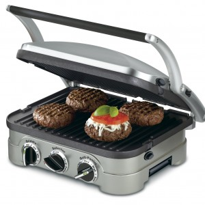 5 in 1 Countertop Grill