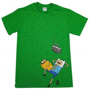 Adventure Time Relax T-Shirt