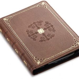 Antique Book Kindle Cover