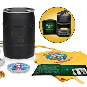 Breaking Bad Collector's Set