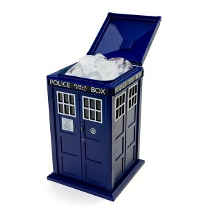 Doctor Who TARDIS-Shaped Ice Bucket
