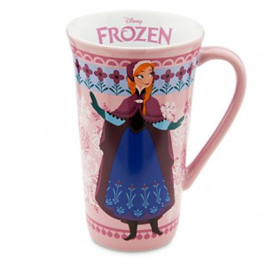 Frozen Anna Coffee Mug