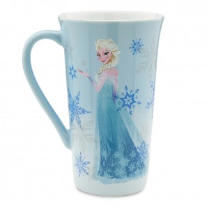 Frozen Elsa Coffee Mug