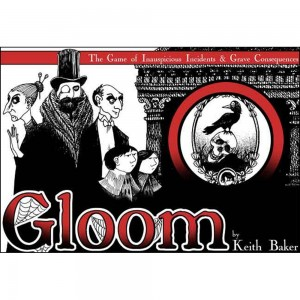 Gloom Board Game