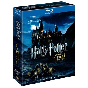 Harry Potter - Complete Blu Ray Collection