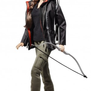 Hunger Games Katniss Everdeen Doll