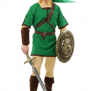 Link Legend of Zelda Costume