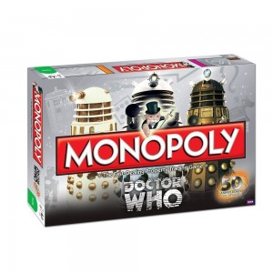 Monopoly: Doctor Who Collector's Edition