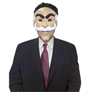 Mr. Robot Mask - Officially Licensed