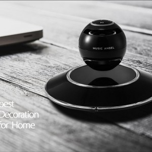 Portable Levitating Wireless Speakers