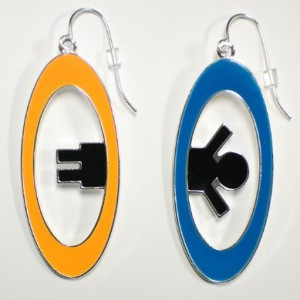 Portal Interspatial Earrings