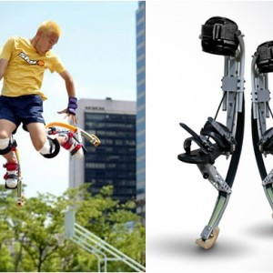 Poweriser Jumping Stilts Adults & Kids