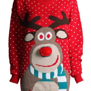 Rudolph the Christmas Reindeer Sweater