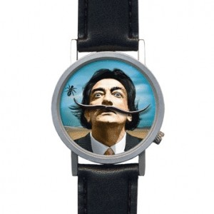 Salvador Dali Surreal Watch