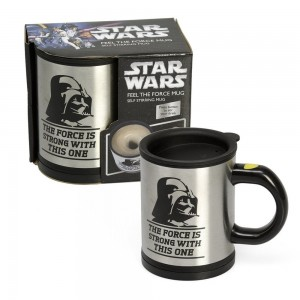 Star Wars Darth Vader Self Stirring & Spinning Mug