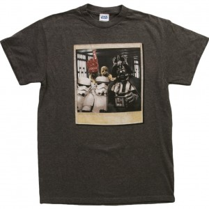 Star Wars Wookie Photobomb Shirt