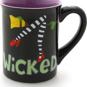 Wicked Witch 6-Ounce Mug