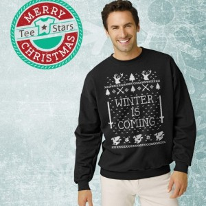 Winter is Coming Men's Sweater