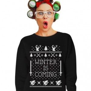 Winter is Coming Women's Sweater