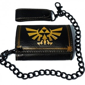 Zelda Triforce Crest Wallet