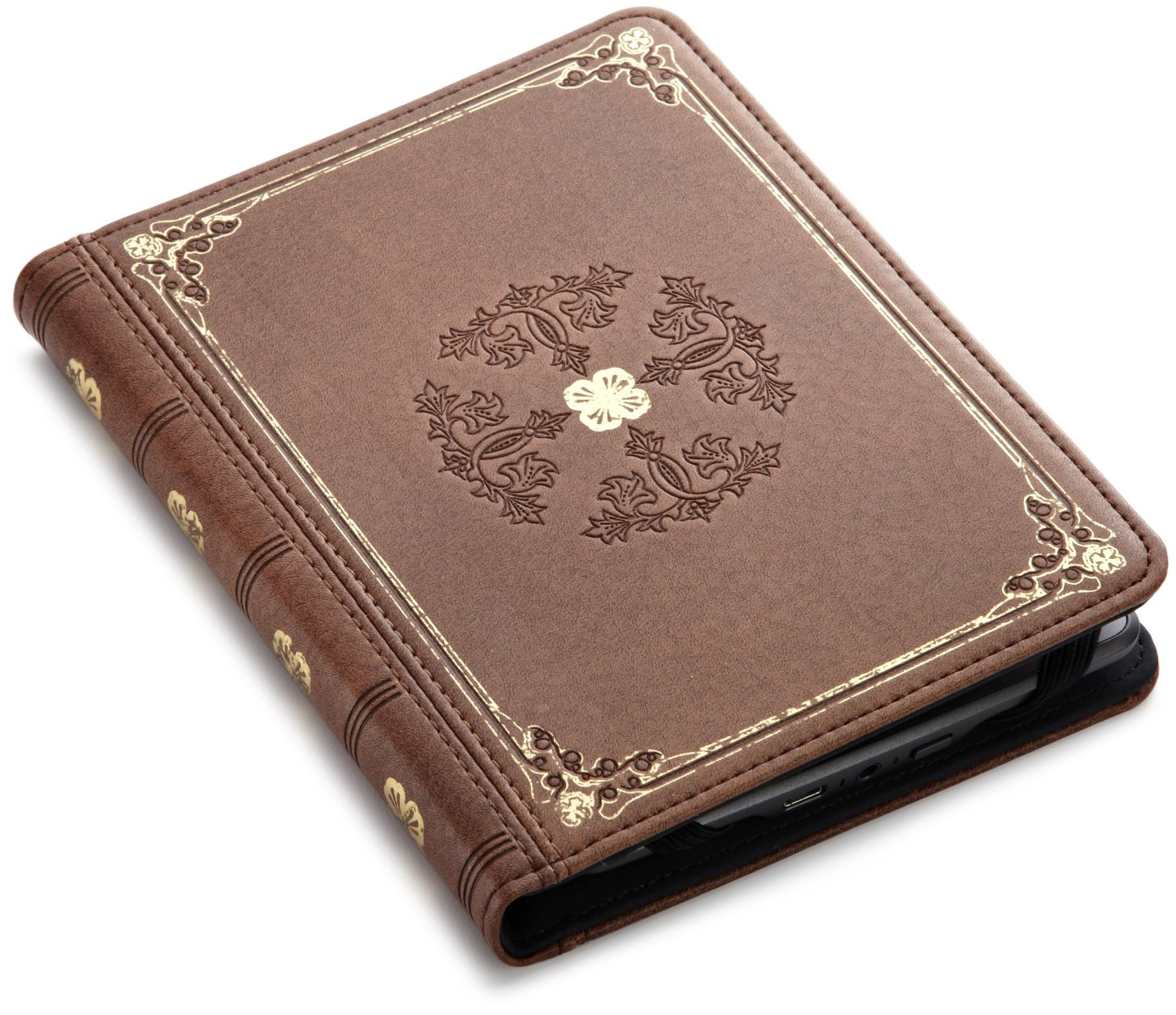 Old Fashioned Book Kindle Cover : Gift search antique book kindle cover