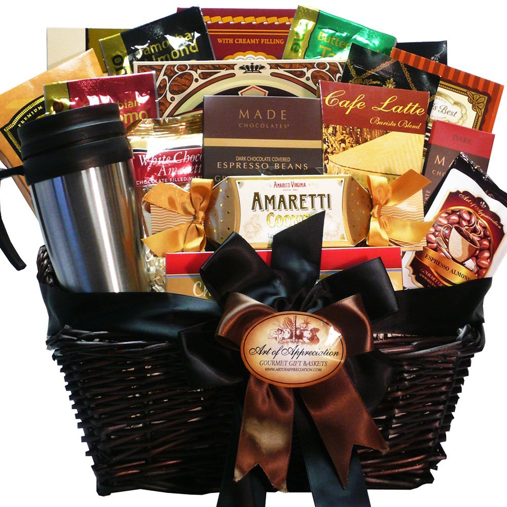 Gift Search | Coffee Connoisseur Gift Basket