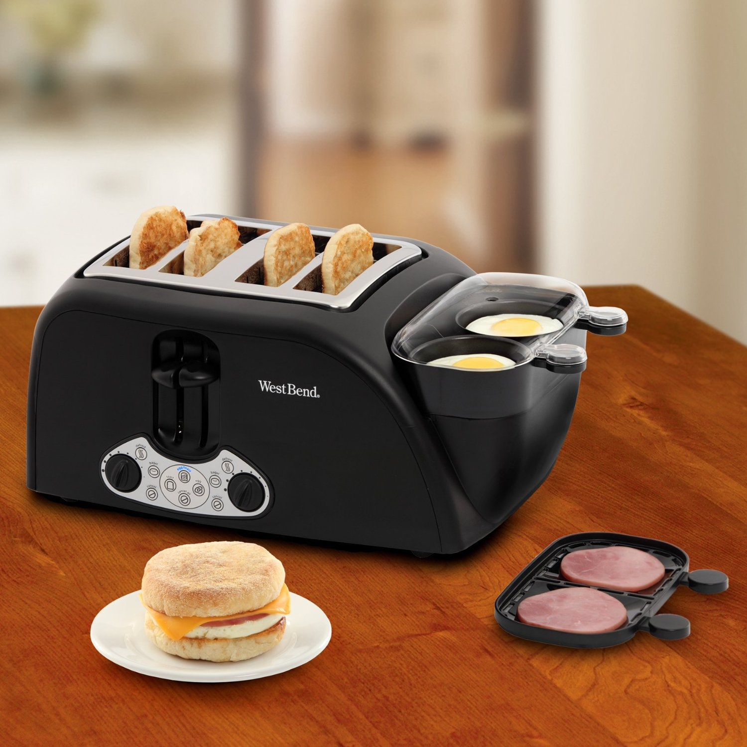 Egg and Muffin Toaster