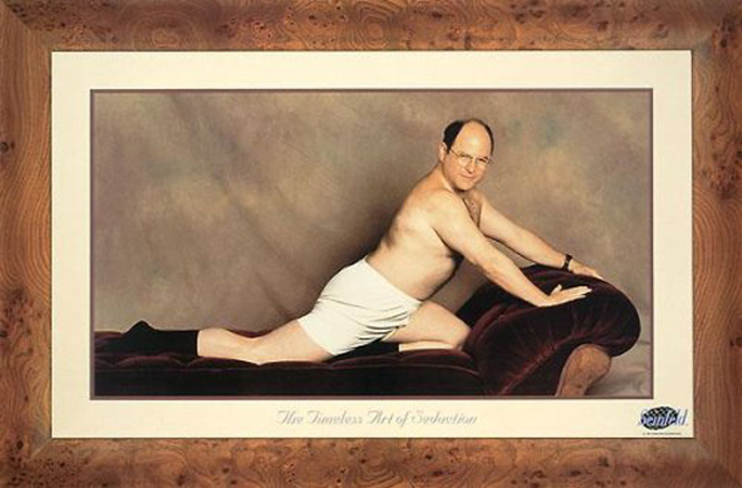 George Costanza - Timeless Art of Seduction