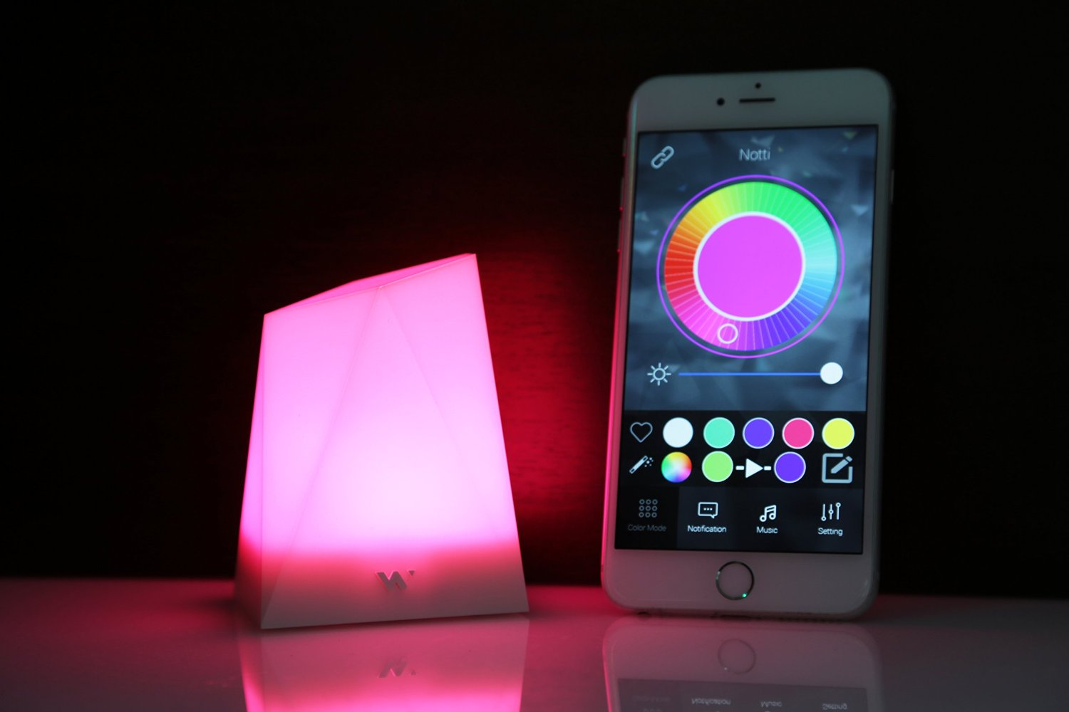 LED Smart Mood Light & Night Light