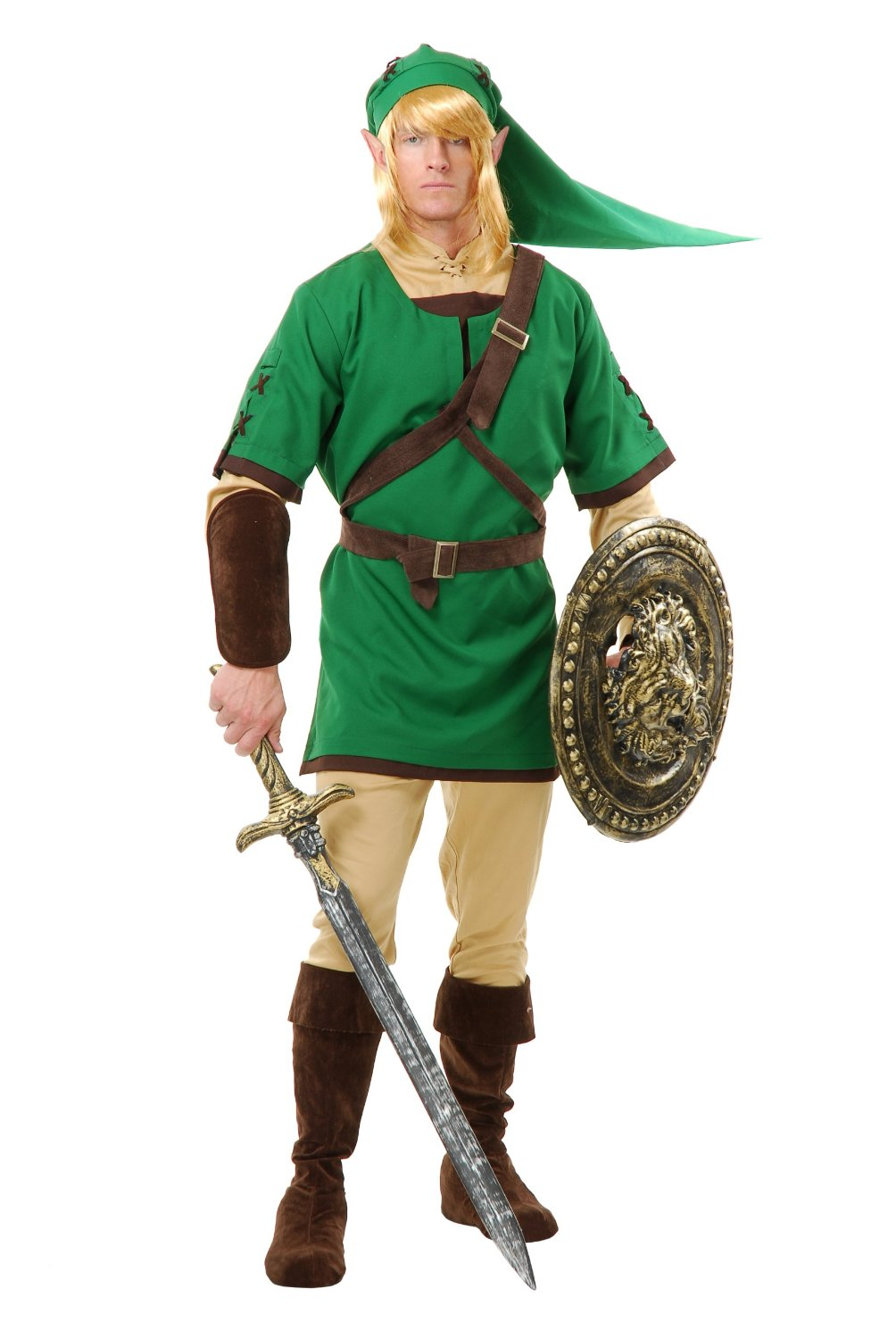 link costume adult