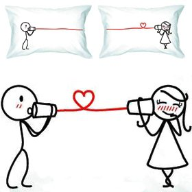 Romantic Couples Pillowcases