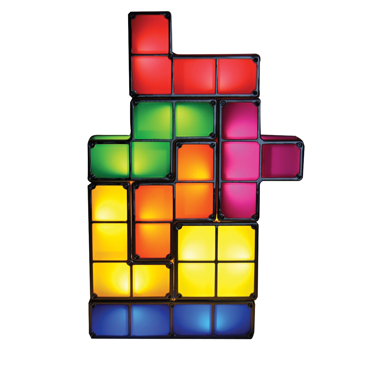 Tetris Constructible Desk Lamp
