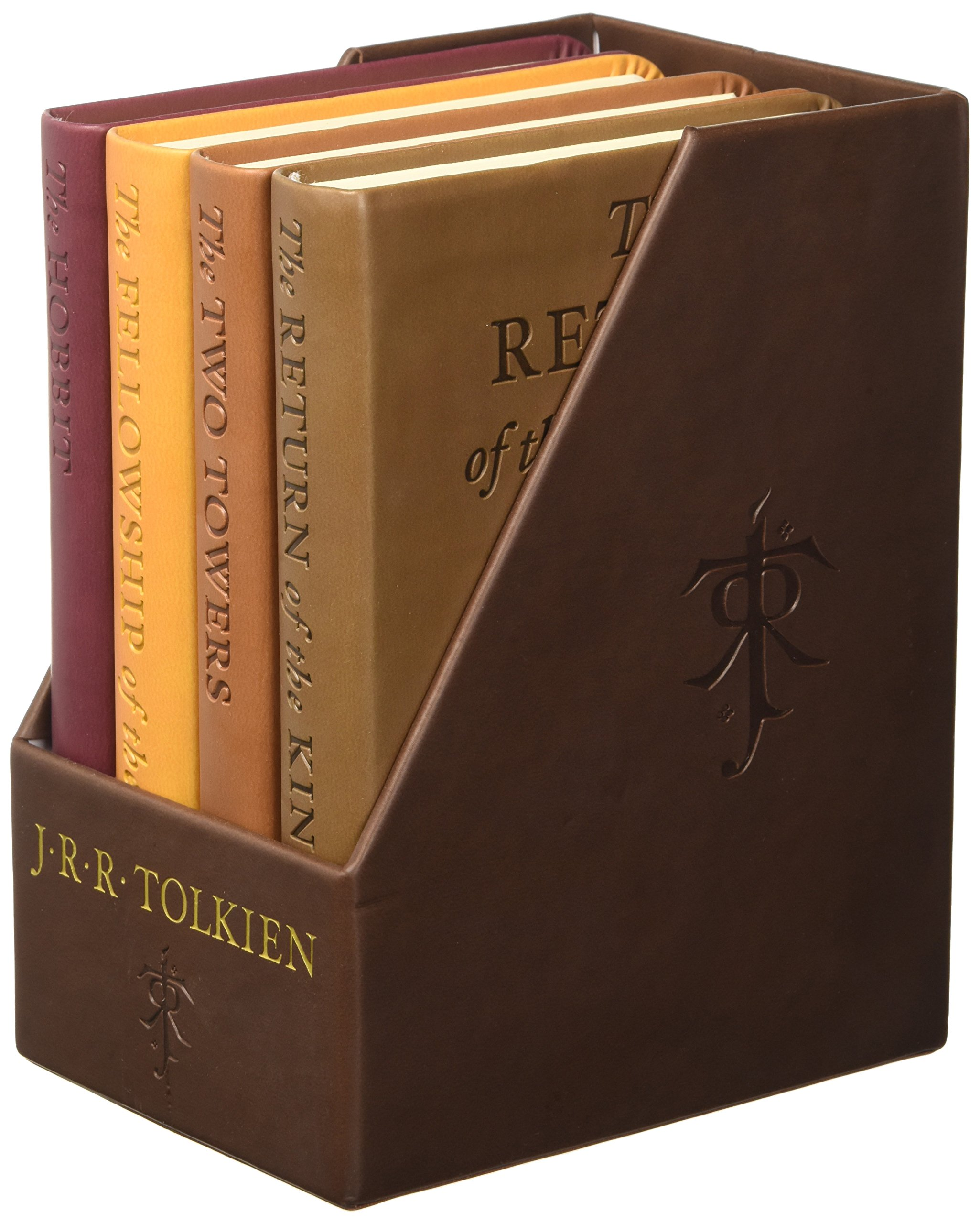 Gift Search | The Hobbit & The Lord of the Rings: Deluxe Pocket ...