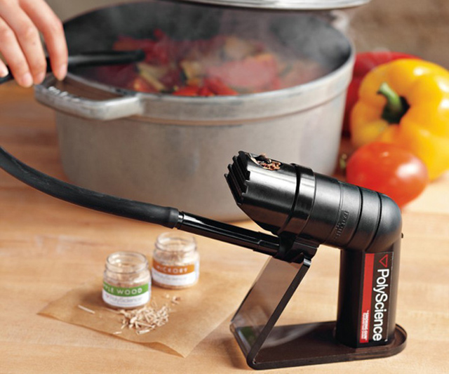 The Smoking Gun Portable Food Smoker
