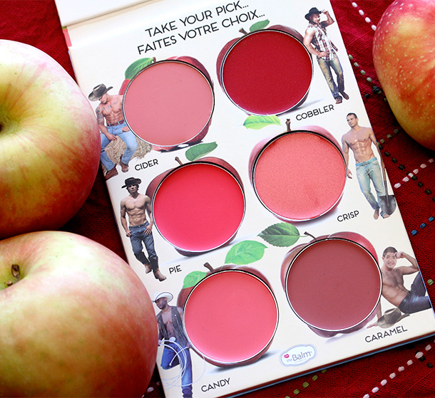 "theBalm ""How 'Bout Them Apples"" Blush"